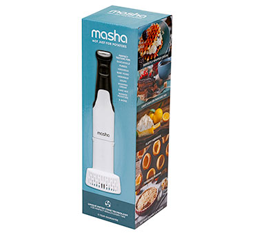 Electric potato masher: Masha by Sensio Home