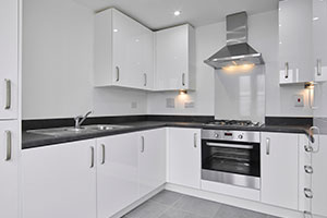 Catalyst Homes Bletchley Kitchen