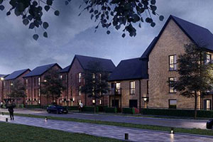 L&Q second phase housing development, shared ownership in Milton Keynes