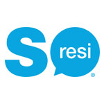 So Resi logo