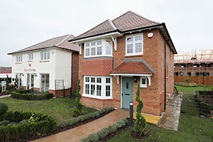 Redrow new homes in Rugby