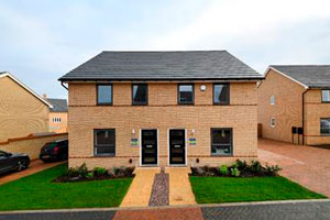 L&Q Shared Ownership Homes at Wixams