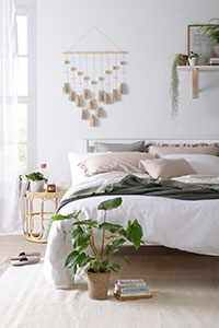 Bedroom - mindful living