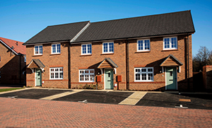 Shared Ownership homes offering the best of both worlds at Caddington Woods, Bedfordshire