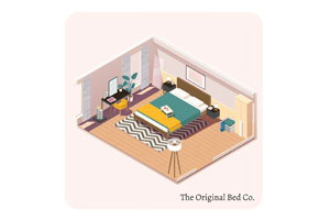 Original Bed Company - How to Redecorate your Bedroom