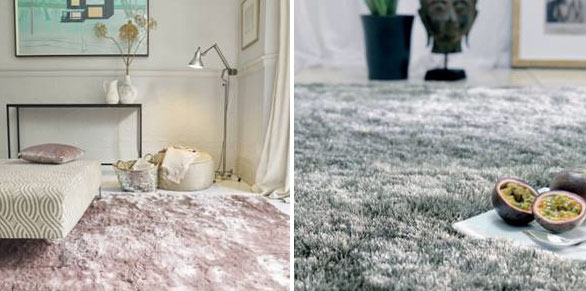 Shaggy rugs - 20 Top Tips for 2020: Choosing the Right Rug