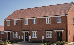 shared ownership homes in Bloxham