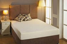Premium double mattress from Linthorpe beds