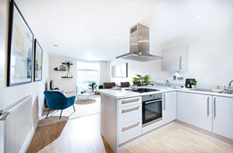 So Resi kitchen apartment